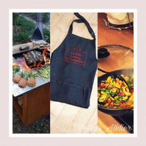 Keuken- en BBQ schorten (volwassen)