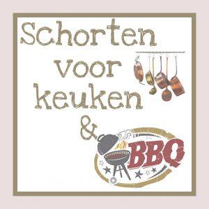 Schorten voor keuken & BBQ