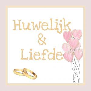 Hartjes, liefde en huwelijk